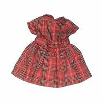 Baby Gap Girls Red Special Occasion Dress 18-24 Months Photo