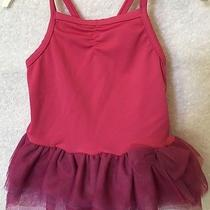 Baby Gap Girls Toddler Infant One Piece Swimsuit Pink Size 0-3 Months Eeuc Photo