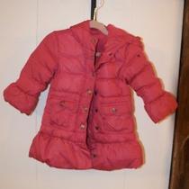 Baby Gap Girls Warmest Winter Coat - Pink - 2t Photo