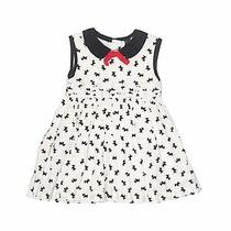 Baby Gap Girls White Dress 18-24 Months Photo