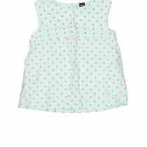 Baby Gap Girls White Dress 4 Photo
