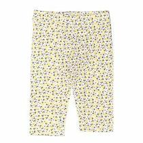 Baby Gap Girls Yellow Leggings 3 Photo
