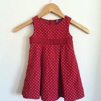 Baby Gap Holiday Christmas Dress 2t Photo