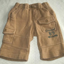 Baby Gap Infant Boy's Light Brown Pants Size 3-6 Months Photo