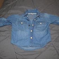 Baby Gap Infant Jean Shirt  Photo