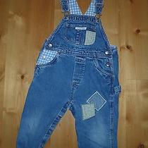 Baby Gap Jean Overalls in Boys Size 3xl Photo
