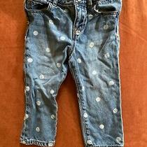 Baby Gap Jeans 18-24 Months Girls Photo