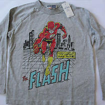 Baby Gap Junk Food the Flash Long Sleeve T-Shirt - Size 2 Years - Brand New Nwt Photo