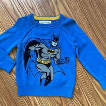 Baby Gap Junkfood Boys Batman Cotton Sweater 3t Photo