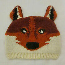 Baby Gap Knit Fox Hat for a