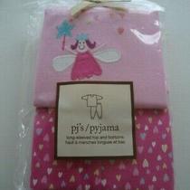 Baby Gap Long Sleeve Pink Fairy Pjs Pajamas Girl Size 4t 4 Years Nwt Photo