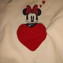 Baby Gap Minnie Mouse Sweater 0-3 Months Photo