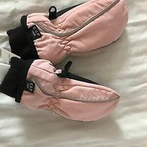 Baby Gap New With Tags Pink Mittens Sz Small Medium S/m 25 Thinsulate Photo