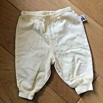 Baby Gap Newborn Yellow Cotton Trousers  Photo