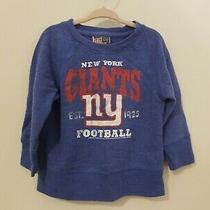 Baby Gap Ny Giants Sweatshirt Size 2t Photo