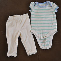 Baby Gap Onesie and Leggings Photo
