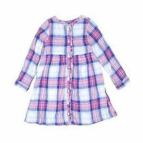 Baby Gap Outlet Girls Blue Dress 5t Photo