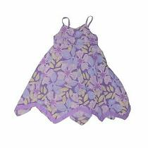 Baby Gap Outlet Girls Purple Dress 4t Photo