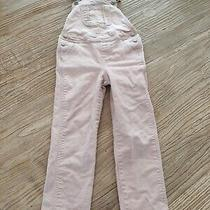Baby Gap Overalls 5 Years Pink Girls Jeans One Piece  Photo