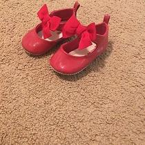 Baby Gap Patent Red Shoes Photo
