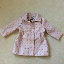 Baby Gap Pink Coat 6-12 Months Photo