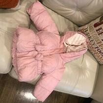 Baby Gap Pink Girls Puffer Jacket (12-18 Months) Photo