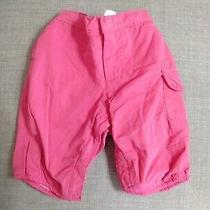 Baby Gap Pink Warm Pants Bottoms Size 0-3 Months Photo
