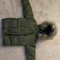 Baby Gap Puffer Jacket 4 Years Green Excellent Condition No Marks or Tears Photo