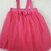 Baby Gap Red Holiday Dress Photo