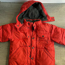 Baby Gap Red Ski Jacket for Toddlers Size 3 Photo