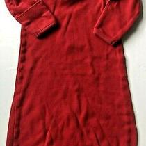 Baby Gap Red Sleep Gown Sack Size 0-3 Months Photo