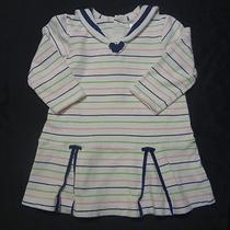 Baby Gap Sailor Style Dress Baby Girl's Size 80 (10-24 Months) Photo
