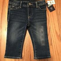 Baby Gap Skinny Jeans Girls New With Tags 12-18 Months Photo