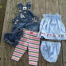 Baby Gap  Small Assorted Dress Legging Lot  Size 0-6 Months Photo