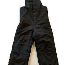 Baby Gap Snow Pants Warmest Bib Toddler Size 3  Years Boys Girls Black Photo