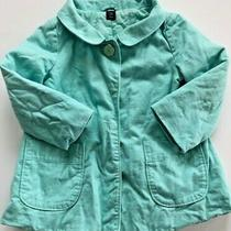 Baby Gap Spring Teal Jacket Size 2t Photo