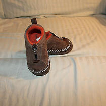 Baby Gap Suede Shoes Size Infant 3 Photo