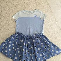 Baby Gap Summer Girl 5t Skirt Shirt Outfit Light Blue Photo