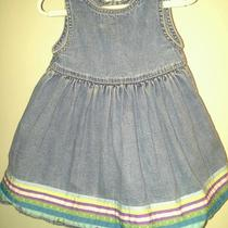 Baby Gap Summer Jean Dress Photo