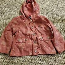 Baby Gap Toddler/3 Year Pink Rain Coat Photo