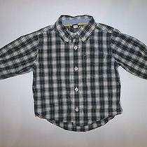 Baby Gap Toddler Boy Holiday Shirt Size 2t  Holiday Christmas Pictures  Photo