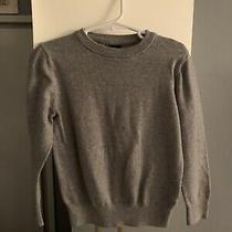 Baby Gap Toddler Boys Gray Crew Neck Sweater 5yrs. Photo