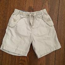 Baby Gap  Toddler Boys Khaki Shorts   2t Photo