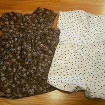 Baby Gap Toddler Dress and Romper Lot 2 Years Photo