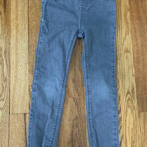 Baby Gap Toddler Little Girls Skinny Grey Jeans Sz 5 Photo