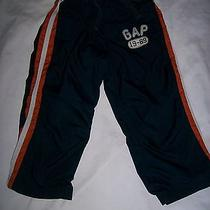 Baby Gap Track Joggind Nylon Pants 3t Photo