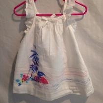 Baby Gap  White Layered 6-12 Month Old Sun Dress Photo