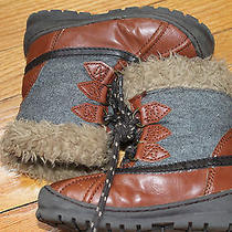 Baby Gap Winter boots.size 9 Photo