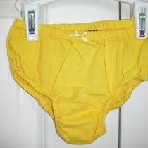 Baby Gap Yellow Diaper Cover (Size 18-24 Mths) Nwot Photo