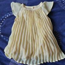Baby Gap Yellow Dress 6-12 Months Photo